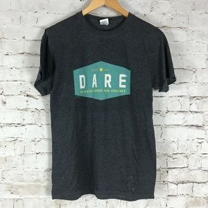 DARE to Resist Drugs And Violence T-Shirt Size S